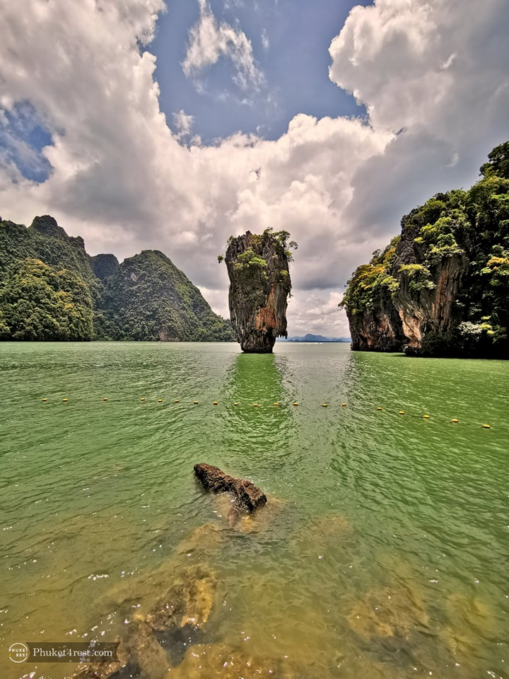 James Bond Island (Ko Tapu) + Khai Island